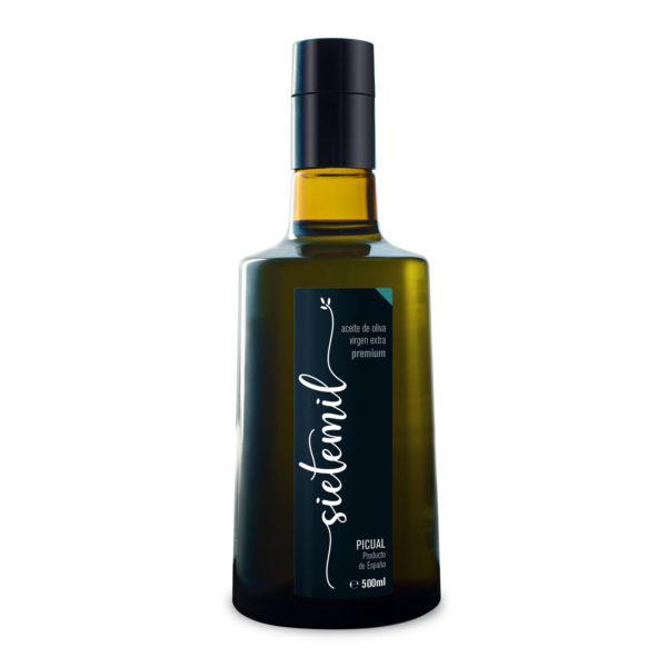 Aceite de Oliva Virgen Extra Sietemil Premium 500ml