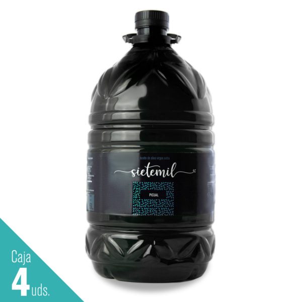 Aceite de Oliva Virgen Extra Sietemil 5L