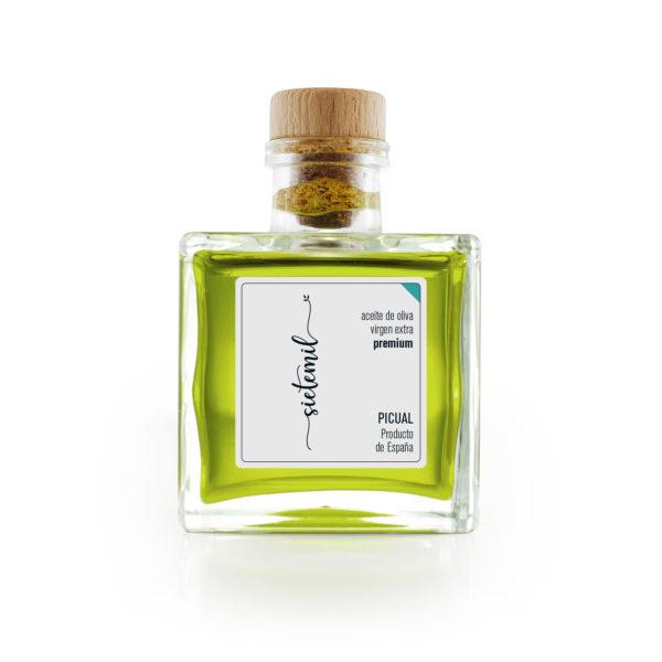 200ml Aceite de Oliva Virgen Extra Sietemil