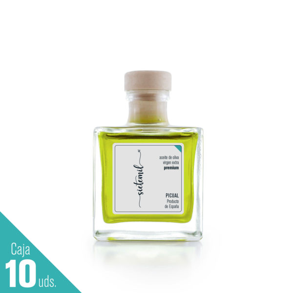 100ml Aceite de Oliva Virgen Extra Sietemil 10 uds.